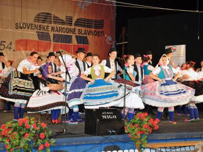 Slovačke narodne svečanosti