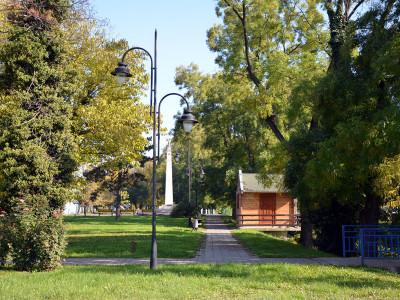 Bački Petrovac - Park