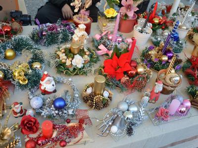 Božićni bazar
